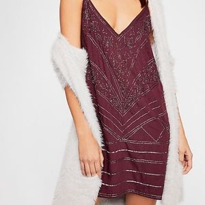 Free People Make A Move Mini Slip